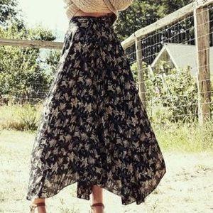Doen Julep Wrap Skirt - XS